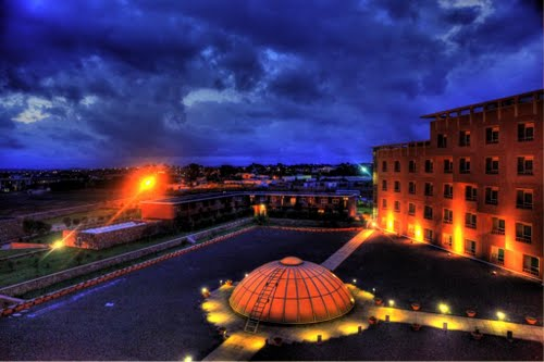 Asmara Palace Hotel, Asmara