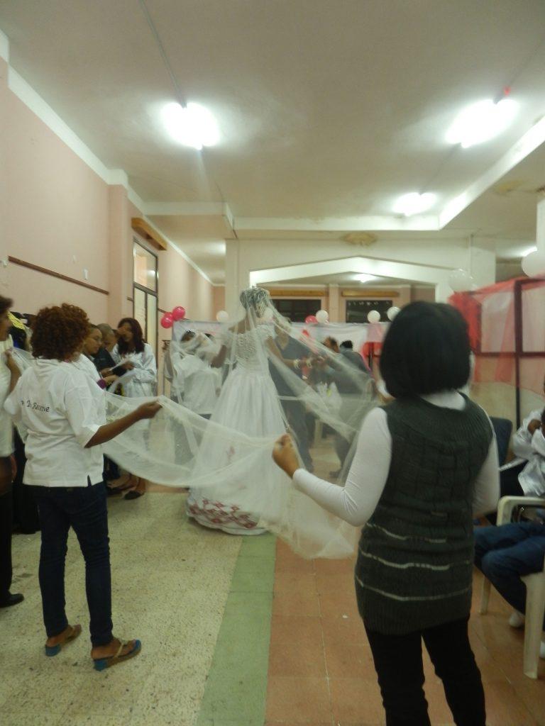Eritrea Live, backstage per una sposa