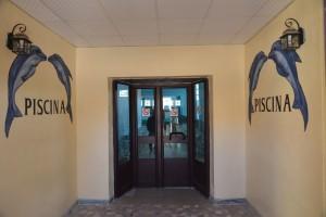 Michele Pignataro, Asmara, ingresso piscina Mingardi