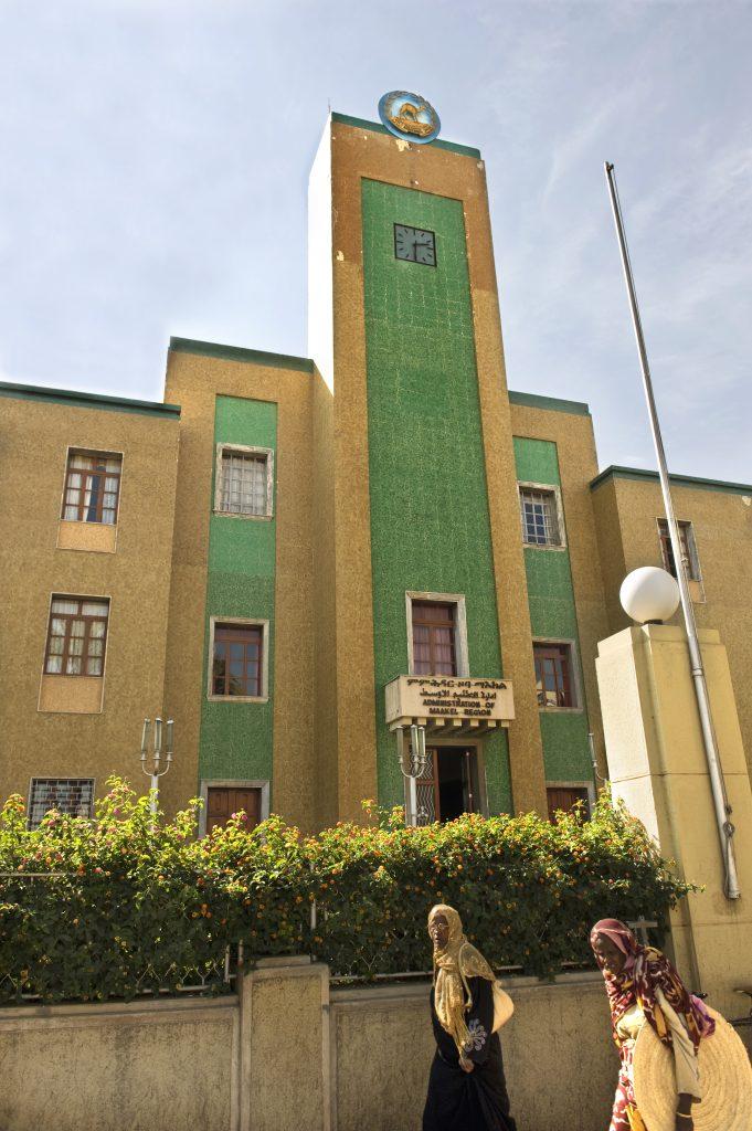 Michele Bella Asmara Town Hall