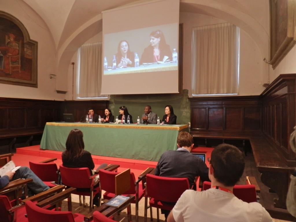 EritreaLive, Perugia, Sala del Dottorato