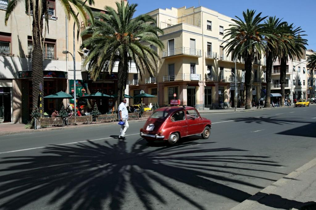 Asmara, Harnet Avenue, Bruno Zanzottera