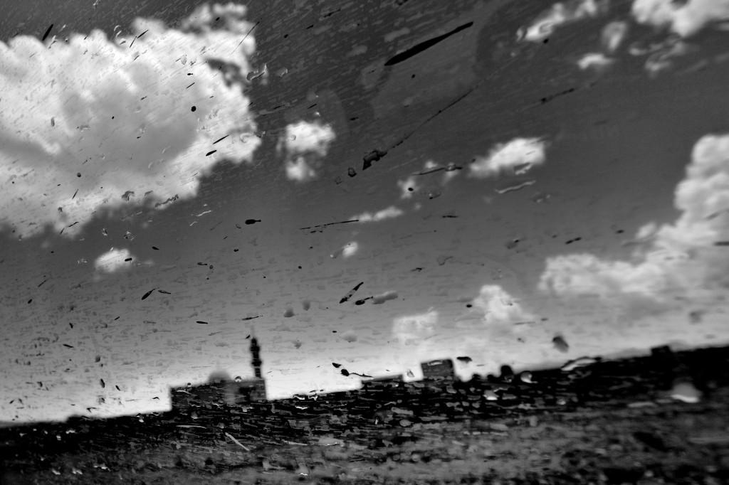 Massimiliano Palumbo, pioggia dal finestrino