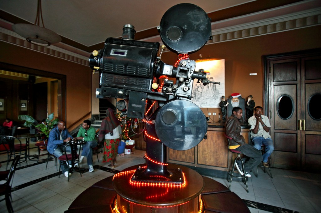 © Bruno Zanzottera, Asmara, cinema Roma