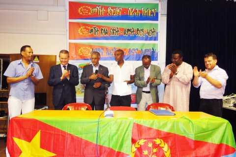 EritreaLive, 31 agosto 2013, festa d'Eritrea a Bologna
