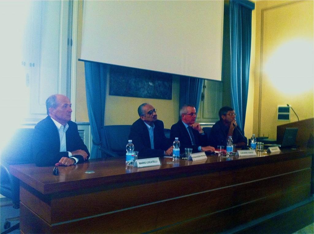© EritreaLive, Carrara, Conferenza Operare al cuore dell'Africa