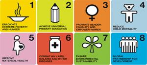 L'Eritrea ha raggiunto gli obiettivi del millennio sulla salute (4-5-6).
