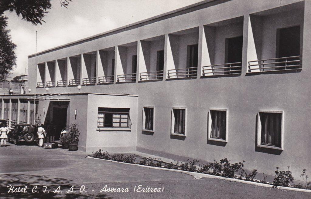 Hotel CIAAO, Asmara, Eritrea