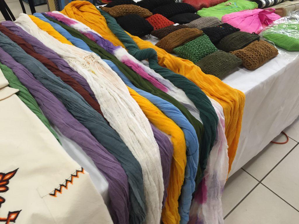 Manufatti della Cooperativa delle Donne Eritree (NUEW)