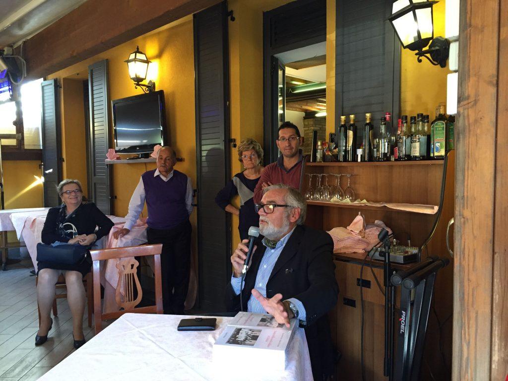 Gian Paolo Carini presenta a Parma il suo libro