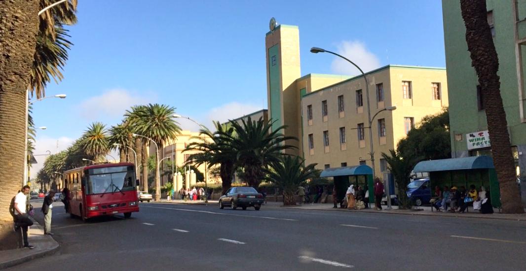 Asmara, Harnet Avenue