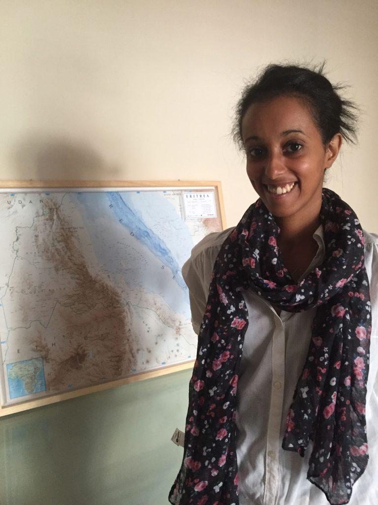 """EritreaLive intervista Ariam Tekle, autrice e regista di """"Appuntamento ai Marinai"""", documentario sulle seconde generazioni eritree a Milano"""