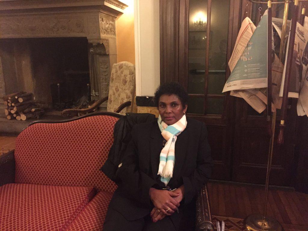 EritreaLive Intervista TEKHA TESFAMICAEL, responsabile dell'Unione delle donne eritree, NUEW