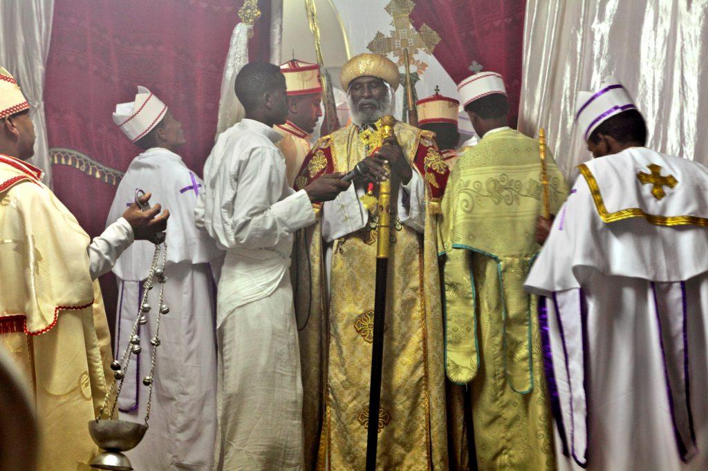 Asmara, celebrazione Natale copto