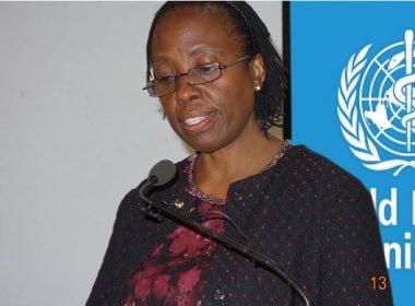 Josephine Namboze responsabile Oms Eritrea